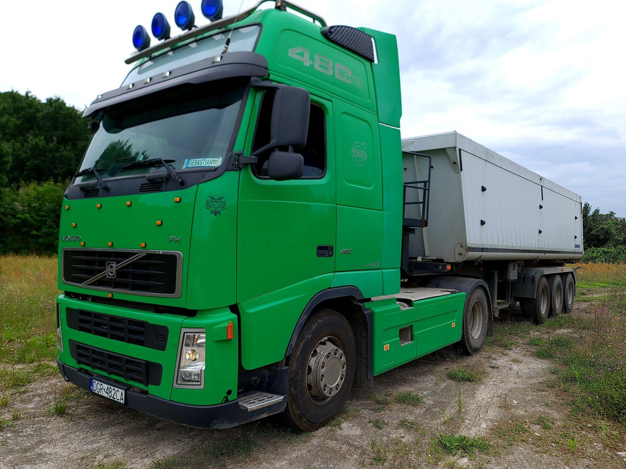 Volvo FH 13 480 zestaw wanna