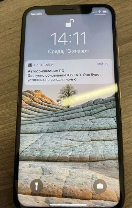 iPhone xs 64gb GOLD Каменец-Подольский - изображение 1