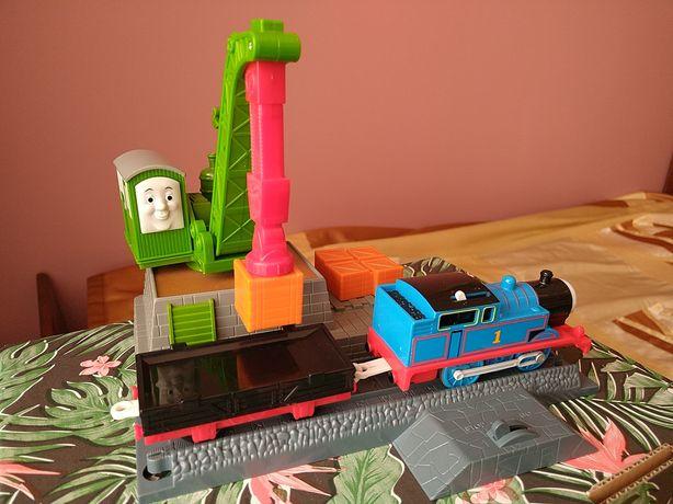 Przyjęcie niespodzianka u Colina, Trackmaster