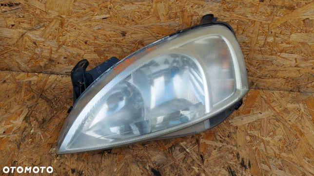 LEWA LAMPA PRZÓD REFLEKTOR LEWY OPEL CORSA C COMBO