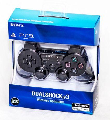 Подарок Беспроводной Геймпад Dualshok PS3.Джойстик для playstation