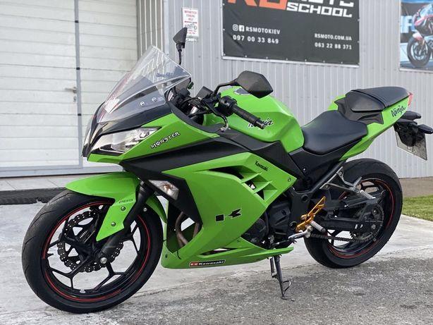 Kawasaki Ninja 300 2013 год
