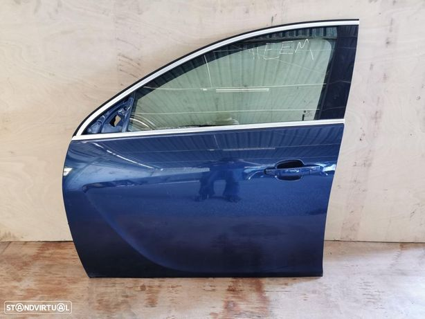 Porta frente esquerda opel insígnia A G09 ano 2011