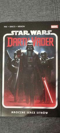 Star Wars. Darth Vader. Mroczne serce Sithów.