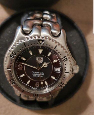 Relógio TAG HEUER SEL Chronometer WG5111-PO
