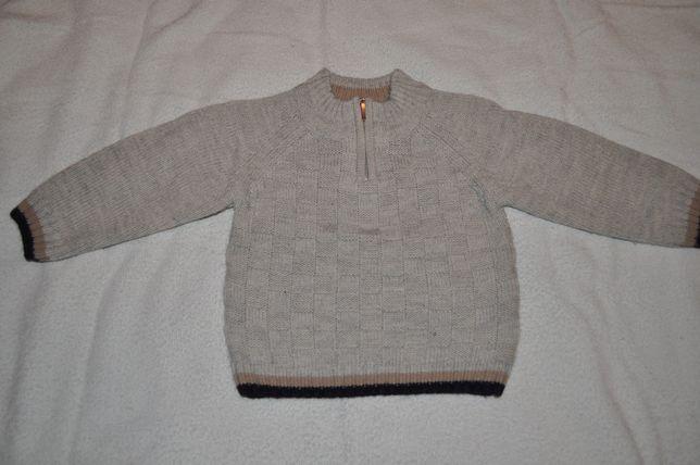 Sweter dziecięcy rozmiar 80