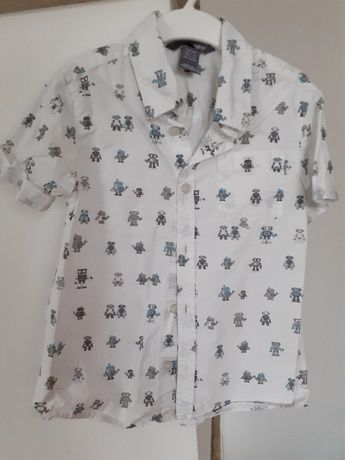 Koszula H&M 104 roboty