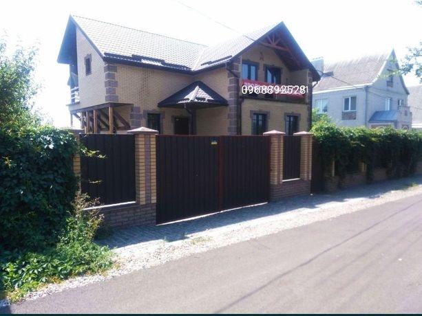 Дом с ремонтом на реке Киев 50км