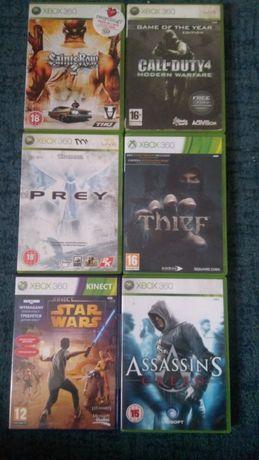 Sprzedam lub zamienię gry na Xbox 360