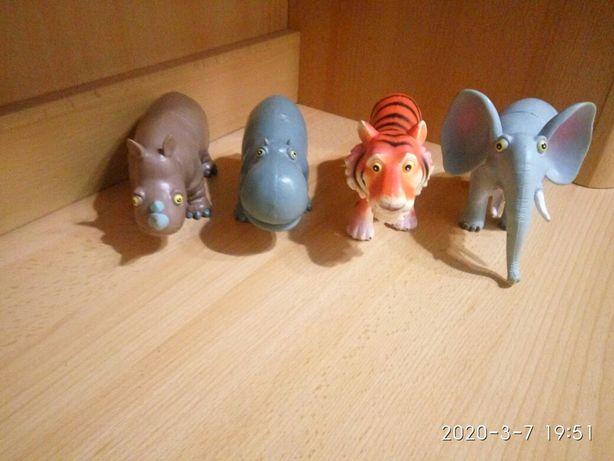 Коллекция животных