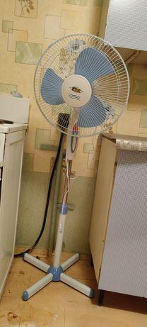 Вентилятор на 3 скорости