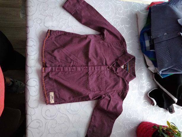 Elegancka koszula chłopięca 92