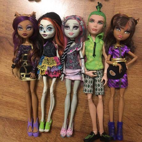Monster High lalki