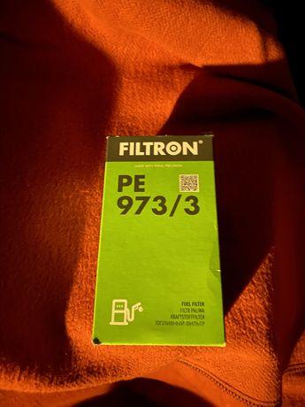 Nowy, oryginalny, nigdy nie używany filtr paliwa FILTRON PE 973/3