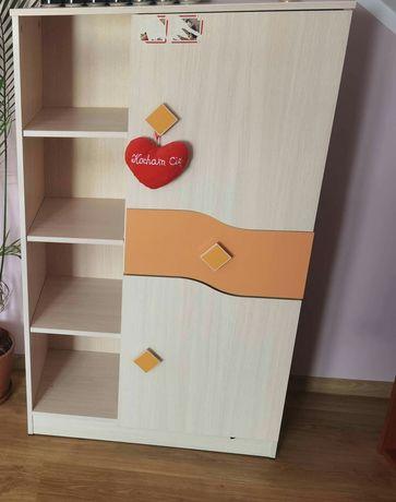 Meble do pokoju dziecięcego/młodzieżowego szafa biurko łóżko jak nowe!