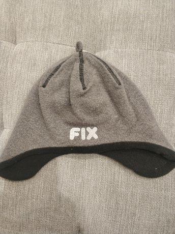 Lindex czapka pilotka zimowa 48 50