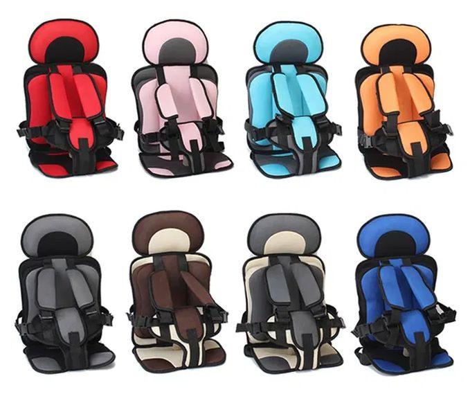 Бескаркасное автокресло для детей Multi Function Car Cushion Серое Киев - изображение 1