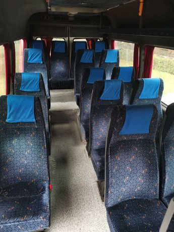 Sprzedam fotele do busa