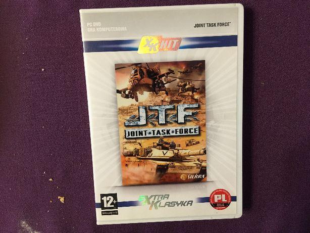 JTF (JOINT TASK FORCE) gra na PC + płyta z dodatkami
