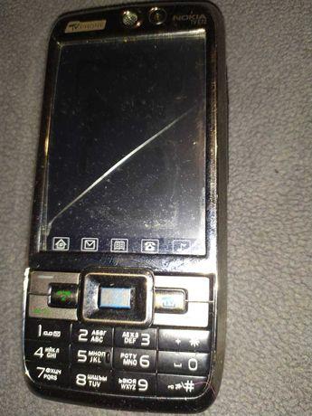 Nokia tv e72 (нерабочий телефон,корпус).