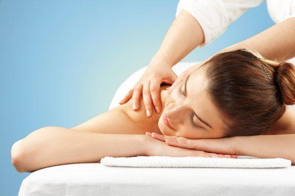 Делаем лечебный массаж
