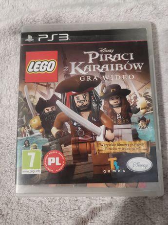 Ps3 lego Piraci z Karaibów język polski