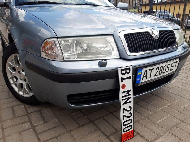 Шкода Октавія Тур 1.8т(150кс)пригнана з німеччини