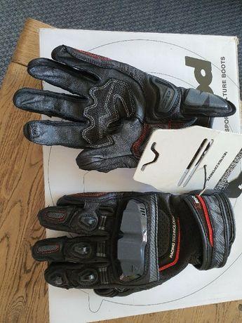 Rękawice motocyklowe shima xrs-2 m