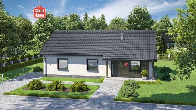 Sprzedam dom parterowy 120 m2 w Bydlinie ul.Kryształowa