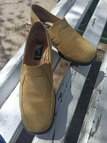 Туфли женские ECCO замша