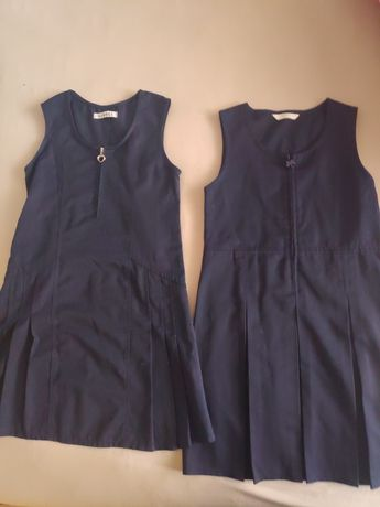 Пакет большой школьной одежды для девочки