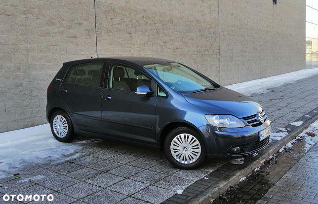 Volkswagen Golf Plus #GOAL# 1.6 MPI, pełen serwis.