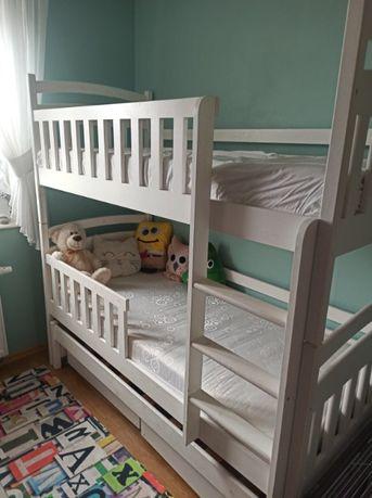Łóżko piętrowe 190x90