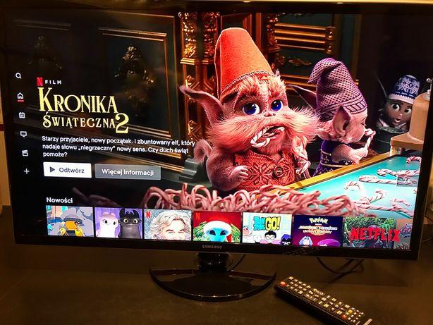 Telewizor Samsung 32 LED (HDMI STB) 100% sprawny Warszawa