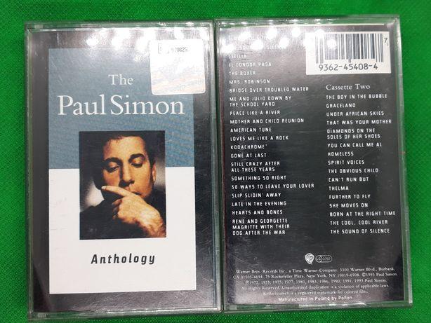 Kasety Paul Simon Anthology 1993r.