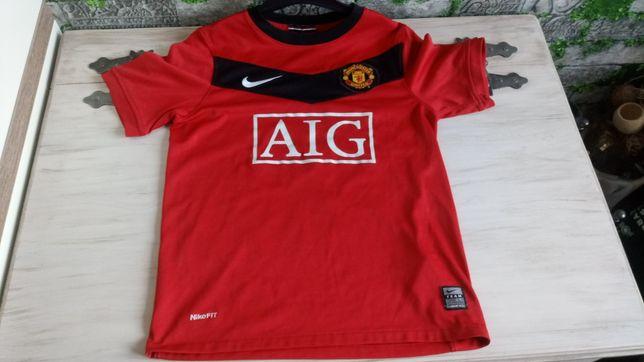 Koszulki nike manchester united 128-140