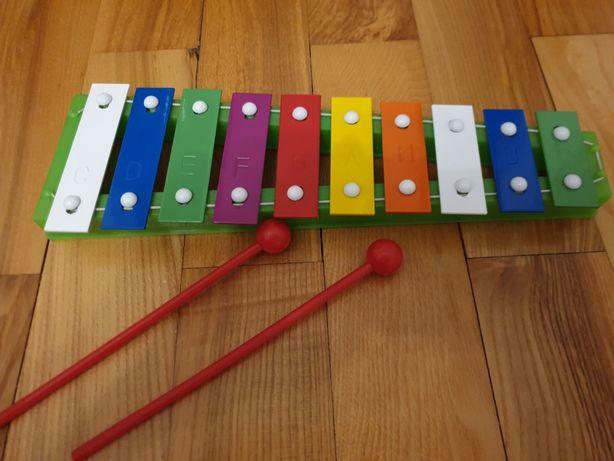 Cymbałki dla dzieciaka