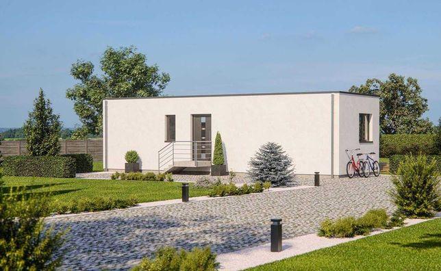 Casa modular pré-fabricada - T1