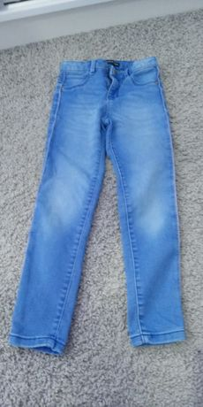 Jeans spodnie rurki 128 reserved