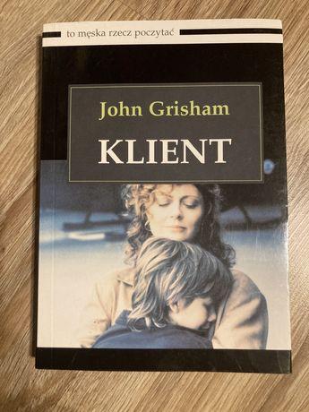KLIENT John Grisham książka