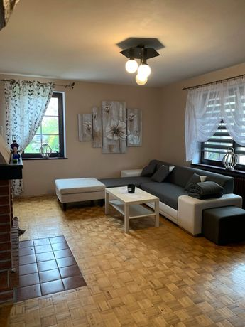 Wynajem domu w Dąbrównie - na IMPREZĘ dla Rodzin z dziećmi!