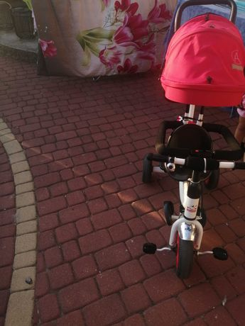 Rower trójkołowy dziecięcy