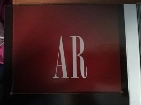 Álbum de Anselmo Ralph original