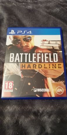 Battlefield hardline ps4 pl dubbing