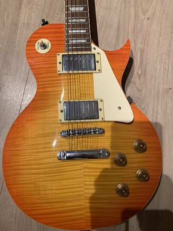 Gitara Vintage V 100 les paul stan idealny