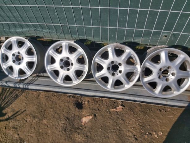 "Felgi aluminiowe Mercedes 16"" firmy Ronal"