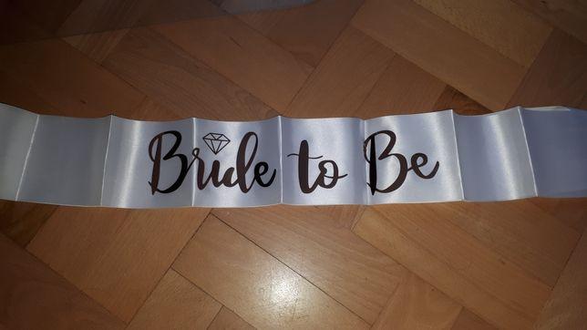 Szarfa Bride To Be