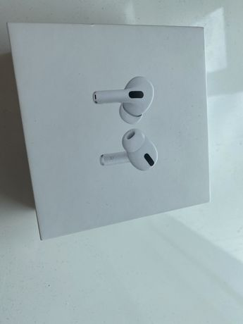 Nowe Airpods Pro