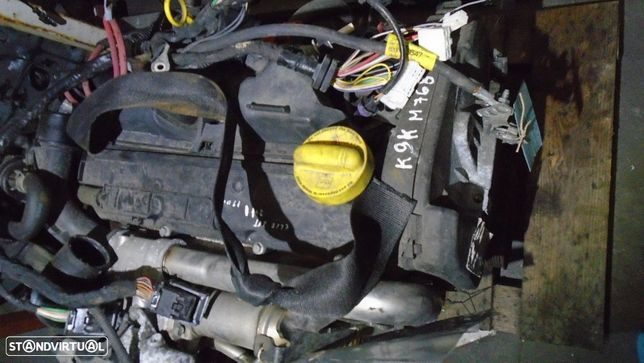 Motor Renault Clio lll 1.5 Dci 68 Cv K9K768 m68