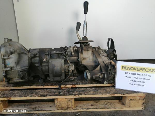 Caixa Velocidades Hyundai Galloper I